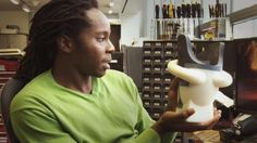 Prosthetic Vision is David Sengeh's Mission - A limited mobility blogging extravaganza at RollingWithoutLimits.com