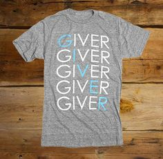The Giver Shirt