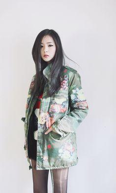 Parka  // Asian Style