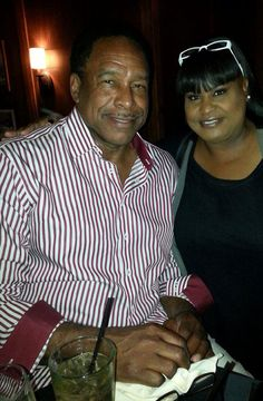 Cousin Dave Winfield and me!
