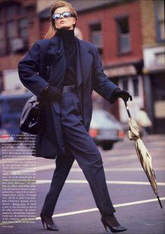 US Vogue August 1985