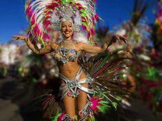Conoce algunas curiosidades del Carnaval de Rio de Janeiro en http://www.1001consejos.com/10-datos-carnaval-de-rio-de-janeiro/