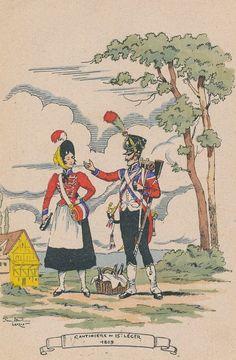 https://www.facebook.com/photo.php?fbid=867722563250623 léger doute, on dirait une illustration postérieure, 2nd empire (?)