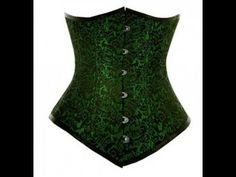 Naughty Smile Corsets 2 Part Video  This is the real waist training corset!