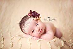 wide awake newborn photos - Google Search