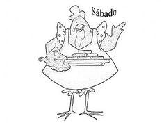 semaninha da galinha - sabado