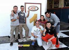 Morello ganó un campeonato impensado Consiguió la cuarta victoria consecutiva, con el Fiat Uno del equipo QuilCarp, e inesperadamente se quedó con la corona 2016 de la especialidad.