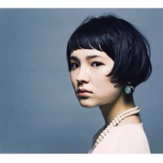HAIR STYLIST▶DaB/Kumiko Arai 【解説MOVIE 】http://cyanmag.jp/hair/tv054.html #CYAN #CYANMAG #HAIR #HAIRSALON #SHORT #黒髪 #ショート