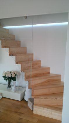 Escaliers Deparis 77 - escaliers en bois sur mesure ile de france Fabrication et pose.contemporain