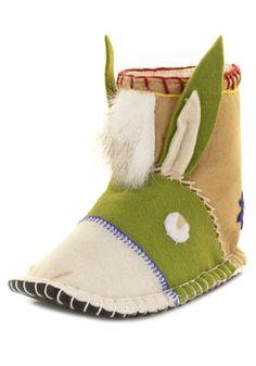 Woolenstocks Kids Brown Donkey Woogo Slipper Boots