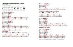 Wonderful Christmas Time (Paul McCartney) - http://myuke.ca