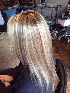 Highlights and color by Kirstin