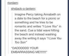 Percabeth xD