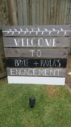 Engagement party ideas