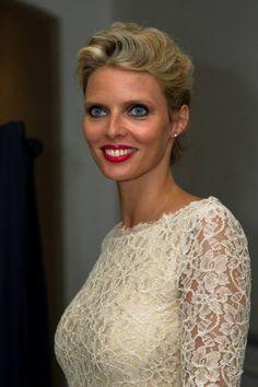 Sylvie Tellier _ Love look