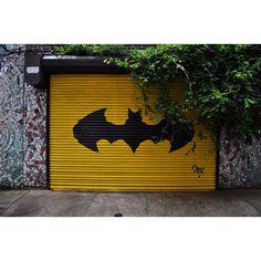 Bat Cave...
