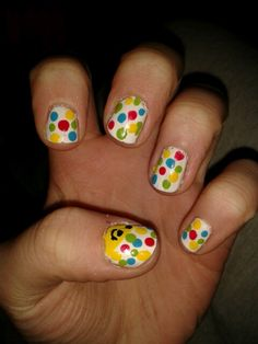 Pudsey Bear 1 Nails Nailart Naildesign Nailsinc Pudseybear