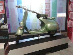 @museopiaggio @Vespa_Official In mostra al Punto Informativo #PisaWalkingintheCity in piazza Duomo @PiaggioOfficial
