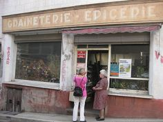 Ancienne graineterie - épicerie, Sancerre