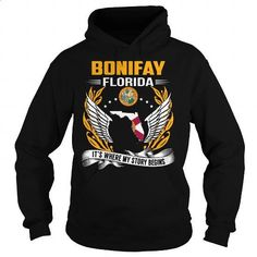 Bonifay, Florida - Its Where My Story Begins - #gift for teens #creative gift