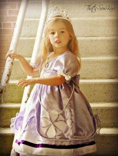 Candy Castle Princess sizes 6m - 10y