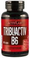 ActivLab Tribuactiv B6 zwiększa produkcję testosteronu dzięki czemu mężczyźni stosujący ten suplement mogą liczyć na wysokie przyrosty masy mięśniowej oraz siły.