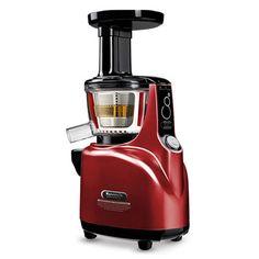 Kuvings Cold Press Juicer - Vertical Silent http://www.nourishedlife.com.au/juicers-blenders/20327/kuvings-cold-press-juicer-vertical-silent.html