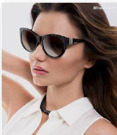 0dc9358e84f Miranda Kerr wearing SK0087. Marca Eyewear Group · Swarovski Eyewear