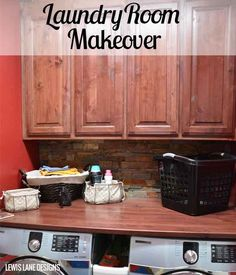 Really love the way the laundry room makeover turned out, so wanted to shareve kept me from getting to write this post till now. Laundry Room, Dallas, Kitchen Cabinets, Blog, Design, Home Decor, Decoration Home, Room Decor, Cabinets