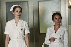Spencer and Mona?? Can't wait to find out what's going on in this scene!