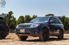 """Subaru Forester Lift Kit 