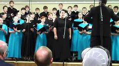 Nearer, My God, to Thee | BYU Vocal Point ft. BYU Men's Chorus - YouTube