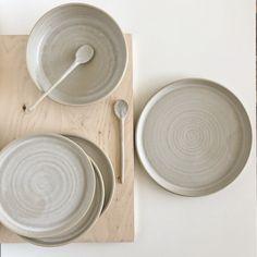 by Annemieke Boots Ceramics stoneware - tableware
