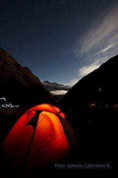 Camp Camino Inca - Perú