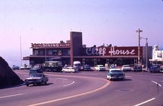Cliff House San Francisco 1960s
