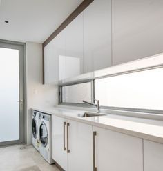 Laundry Room Ideas, Laundry Cabinets and Laundry Tubs Laundry Doors, Laundry Tubs, Laundry Room Cabinets, Laundry In Bathroom, Laundry Storage, Laundry Basket, Custom Built Homes, Custom Home Builders, Laundry Room Inspiration