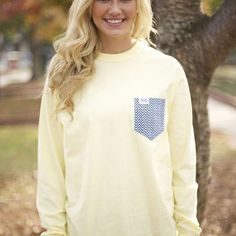 @jrcriders has your ultimate fall wardrobe from Fraternity Collection in stock! Head on over to snag a pocket tee while supplies last  #FraternityCollection #PocketTee