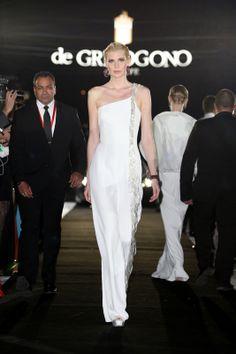 Gyunel Couture Show, de Grisogono Party, Cannes #Couture #EveningGown