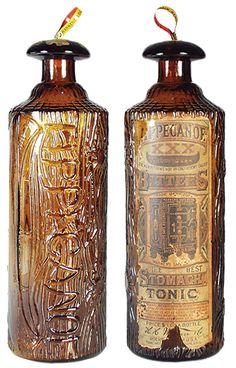 Safe Tonic Old bottle