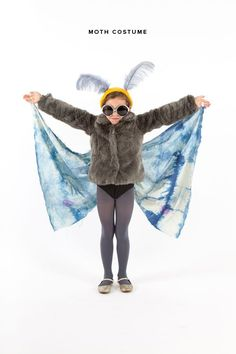 Moth Costume!