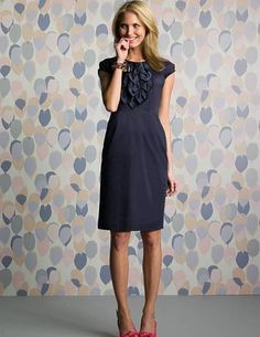 Usually don't like Navy but this is lovely by Boden