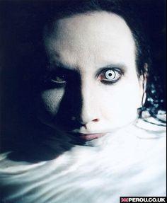 Marilyn Manson, We love you...