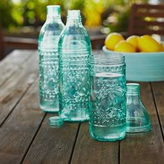 Keep hydrated in style! Acrylic Bottles are great for the Canadian Tire, My Canvas, Oasis, Bottles, Backyard, Outdoor, Inspiration, Decor, Style