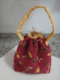 d'incanto atelier... bolsa porta marmita