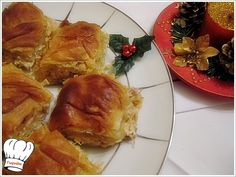 ΚΟΤΟΠΙΤΑ ΣΠΕΣΙΑΛ!!! Greek Cooking, Spanakopita, French Toast, Breakfast, Ethnic Recipes, Corner, Food, Morning Coffee, Essen