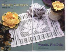 Annies Crochet Newsletter No. 93 Crochet - Tablecloths Pinterest ...