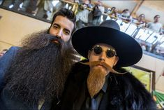 The 2015 World Beard And Mustache Championships took place over the weekend in Leogang, Austria, featuring the most fantastical facial hair in the world. Beards And Mustaches, Moustaches, How To Grow Mustache, Hairy Men, Bearded Men, Beard Competition, Great Beards, Beard Grooming, Hair Raising