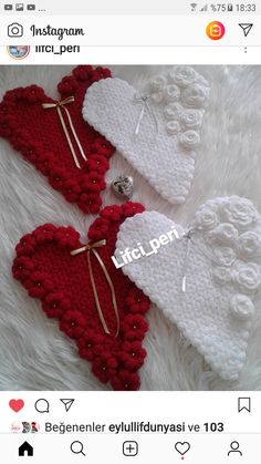 Moda Emo, Crochet Decoration, Knit Crochet, Bridal, Crochet Patterns, Cross Stitch, Crafty, Knitting, Gifts