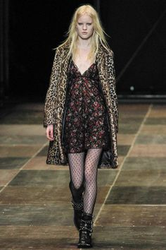@saintlaurent women's fall 2013 rtw #parisfashionweek