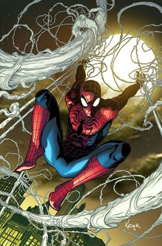 Spider-Man by Kuder